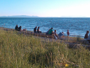 Beach Activities at Semiahmoo Resort