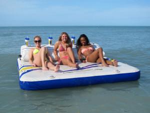 Water fun at TradeWinds Island Grand.