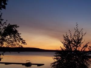 The Lake at Sunny Hill Resort