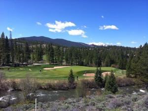 Golf course at SummitCove.