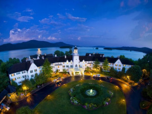 Aerial View of The Sagamore Resort