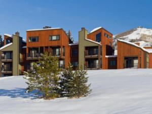 Exterior View of The West Condominiums