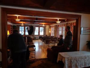 Wedding at Cascade Lodge.
