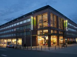 Exterior view of Holiday Inn Express Essen - City Centre.
