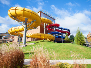 Waterpark at Split Rock Resort & Golf Club.