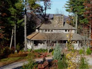 Resort view at Splendor Mountain.