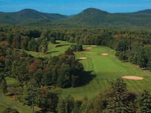 Golfing at The Sagamore Resort
