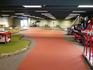Game room at SkyRun Vacation Rentals - Breckenridge, Colorado.