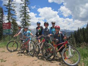 Biking Groups at Durango Mountain Resort