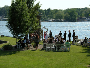 Wedding at The Lighthouse Lodge.
