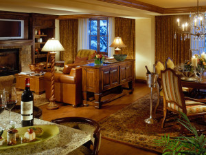 Rental interior at Frias Properties of Aspen.