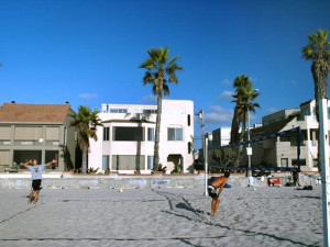 Exterior view of Sandy Beach Rentals Inc.