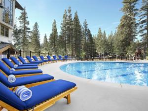 Outdoor pool at The Westin Monache Resort.