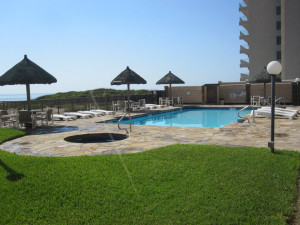 Outdoor Pool at Seabreeze 1.