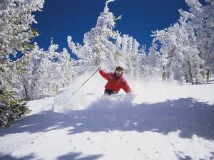 Skiing near The New England Inn & Lodge.