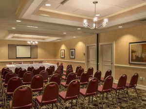 Meeting room at Hampton Inn & Suites Outer Banks/Corolla.