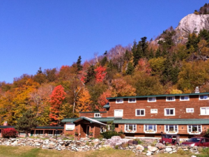 Exterior View of Inn at Long Trail