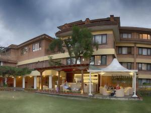 Exterior view of Shangri~La Kathmandu.