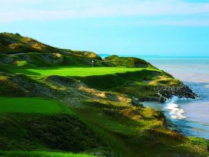 Whistling Straits Golf Course near Rochester Inn.
