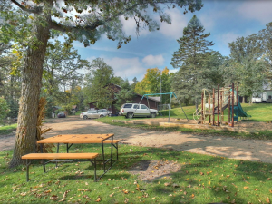 Playground at Whaley's Resort & Campground.