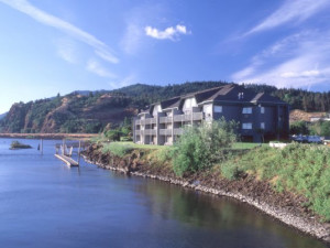 Inn View at  Hood River Inn