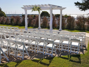 Wedding Decor at Oceano Hotel & Spa