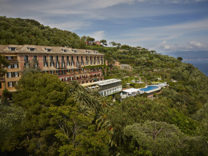 Exterior view of Hotel Splendido and Splendido Mare.