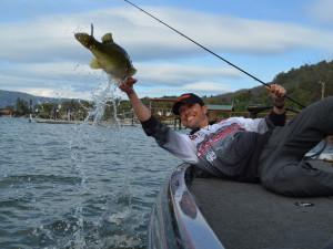 Fishing at Lake Marina Inn.