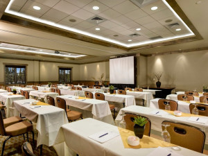 Conference room at One Ski Hill Place.