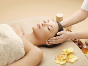 Spa treatment at Eaglewood Resort & Spa.