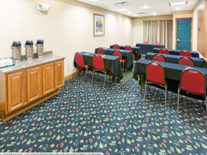 Conference room at Country Inn & Suites Chambersburg.