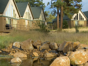 Cabins at The Running Y Ranch