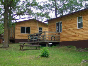 Cabins at Harris Hill Resort