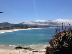 River Beach near Carmel Lodge.