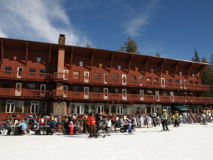 Exterior View of Sugar Bowl Resort
