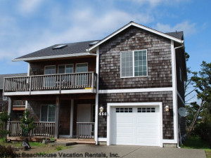 House exterior at Beachhouse Vacation Rentals.