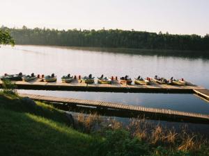 The Lake at Cedar Lake Lodge