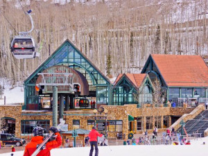 Skiing at SkyRun Vacation Rentals - Telluride, Colorado.