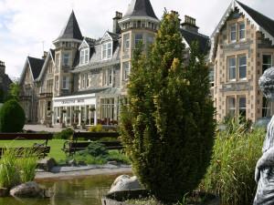 Exterior view of Craiglynn Hotel.