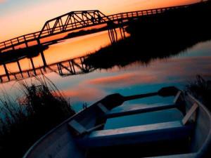 Fishing at Island Real Estate. Inc.