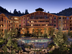 Exterior view of Mammoth Village.