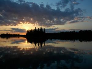 The Lake at Smith Camps.