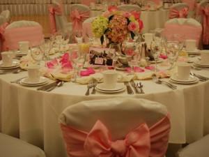 Wedding Reception at Harbor Hotel