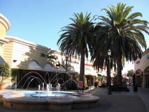 Mall near Pala Mesa Resort.