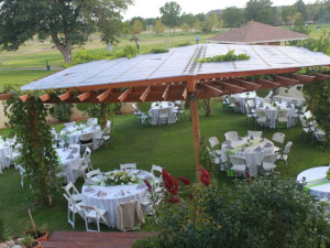 Wedding venue at Inn at Paradise.