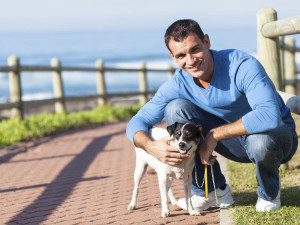 Pets welcome at One Ocean Resort & Spa.