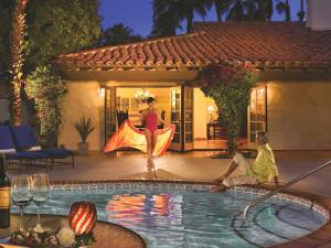 Outdoor pool at La Quinta Resort and Club.
