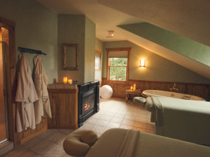 The spa at Sorrel River Ranch Resort & Spa.