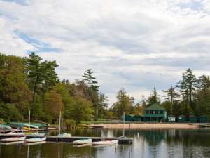 Lake activities nearby at Eagles Mere Inn.
