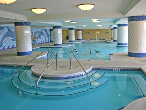Indoor pool at Mar Vista Resort Grande.